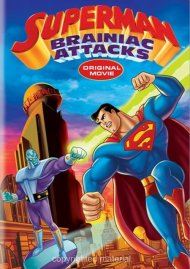 Superman: Brainiac Attacks Movie