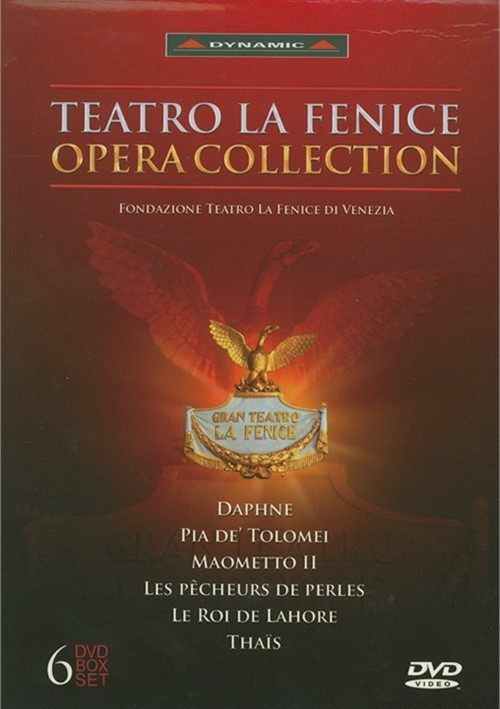 Teatro La Fenice: Opera Collection Movie