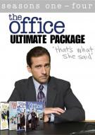 Office, The: Seasons 1 - 4 (American Series) Movie
