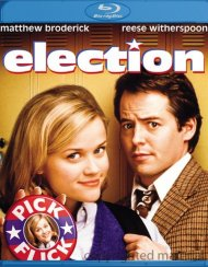 Election Blu-ray