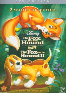 Fox And The Hound, The: Two Movie Collection Movie