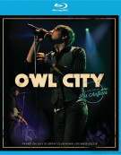 Owl City: Live In Los Angeles Blu-ray