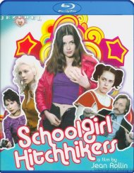 Schoolgirl Hitchhikers: Remastered Edition Blu-ray
