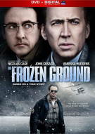 Frozen Ground, The (DVD + UltraViolet) Movie