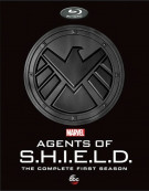 Agents Of S.H.I.E.L.D.: The Complete First Season Blu-ray