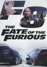 Fate of the Furious, The (DVD + UltraViolet) Movie