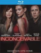 Inconceivable (Blu-ray + Digital HD) Blu-ray