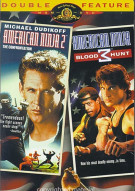 American Ninja 2/ American Ninja 3 (Double Feature) Movie