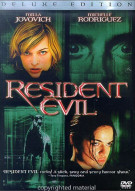 Resident Evil: Deluxe Edition Movie