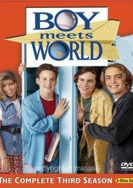 Boy Meets World: The Complete Third Season Movie