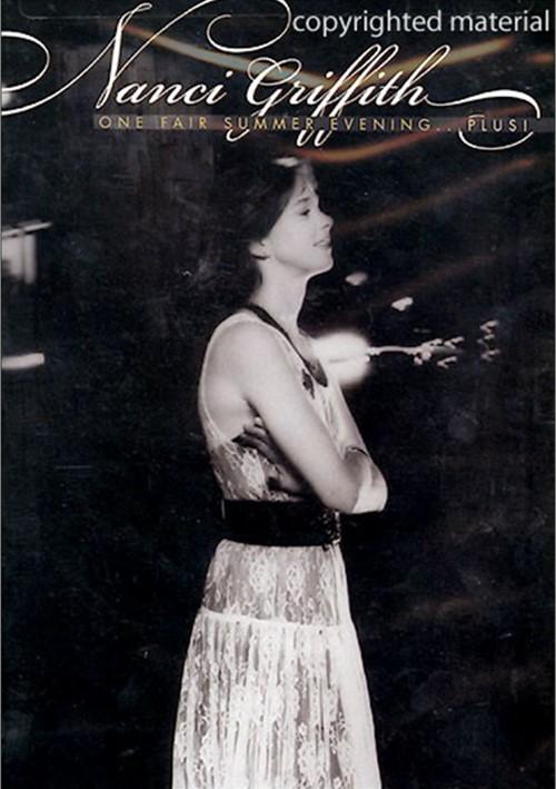 Nanci Griffith: One Fair Summer Evening Movie