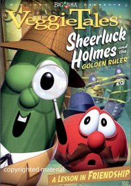 Veggie Tales: Sheerluck Holmes And The Golden Ruler Movie