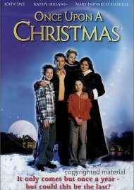 Once Upon A Christmas Movie