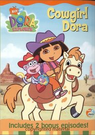 Dora The Explorer: Cowgirl Dora Movie