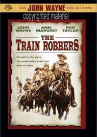 Train Robbers, The Movie