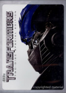 Transformers: 2 Disc Special Edition Movie