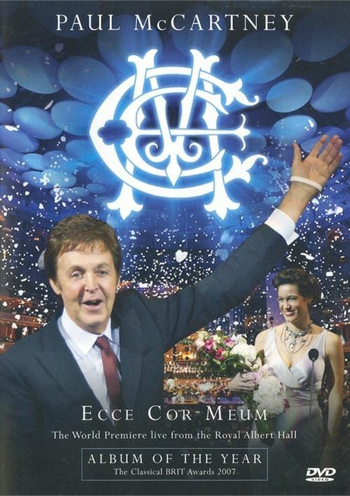 Paul McCartney: Ecce Cor Meum Movie