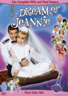 I Dream Of Jeannie: The Complete Fifth And Final Season (Color) Movie