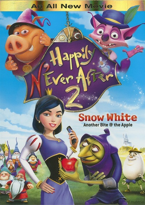 Happily NEver After 2: Snow White Movie