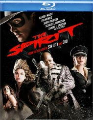 Spirit, The Blu-ray