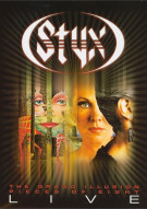 Styx: The Grand Illusion / Pieces Of Eight Movie