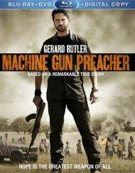 Machine Gun Preacher (Blu-ray + DVD + Digital Copy) Blu-ray