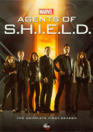 Agents Of S.H.I.E.L.D.: The Complete First Season Movie