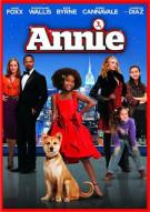 Annie (2014) (DVD + UltraViolet) Movie