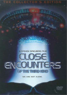 Close Encounters Of The Third Kind: The Collectors Edition Movie