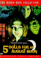 5 Dolls For An August Moon Movie