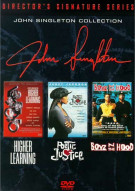 John Singleton Collection: Higher Learning/ Poetic Justice/ Boyz N The Hood Movie