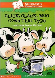 Click, Clack, Moo: Cows That Type Movie