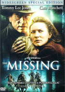 Missing, The (Widescreen) Movie