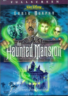 Haunted Mansion, The (Fullscreen) Movie