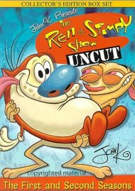 Ren & Stimpy Show, The: Season One And Two - Uncut Movie