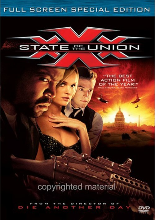 XXX: State Of The Union (Fullscreen) Movie