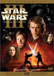 Star Wars Episode III: Revenge Of The Sith (Widescreen) Movie