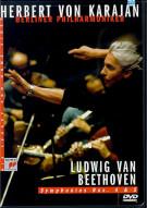 Karajan: Beethoven: Sym. 4 & 5 Movie