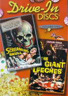Drive-In Discs: Volume One - Screaming Skull & The Giant Leeches Movie