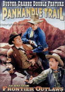 Panhandle Trail / Frontier Outlaws  Movie