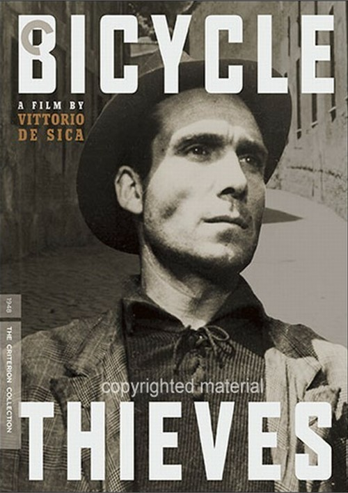 Bicycle Thieves: The Criterion Collection Movie