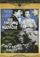 Dos Fantasmas Y Una Muchacha / Los Fantasmas Burlones (Double Feature) Movie