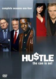 Hustle: Complete Seasons 1 - 4 Movie