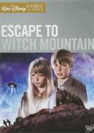 Escape To Witch Mountain: Walt Disney Family Classics Movie