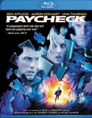 Paycheck Blu-ray