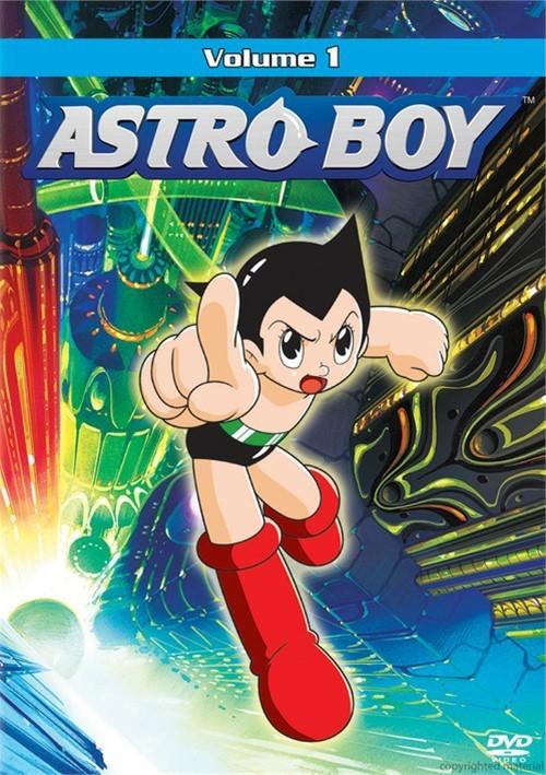 Astro Boy: Volume 1 Movie