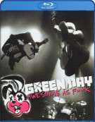 Green Day: Awesome As F**k Blu-ray