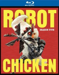 Robot Chicken: Season Five Blu-ray
