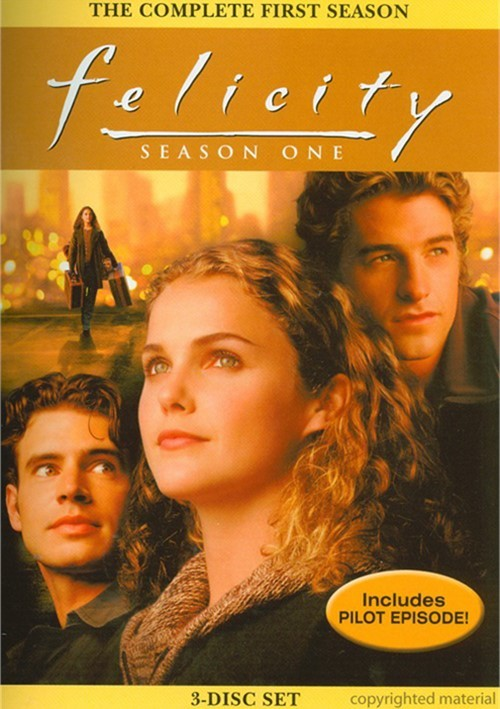 Felicity: The Complete First Season Movie