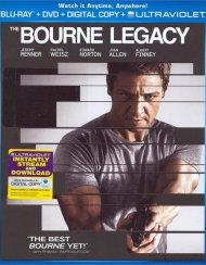 Bourne Legacy, The (Blu-ray + DVD + Digital Copy + UltraViolet) Blu-ray